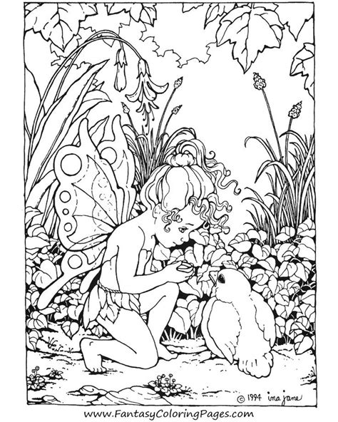 Halloween Colouring Books For Adults by Fairy Coloring Pages Fablesfromthefriends Com