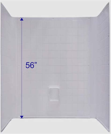 54 x 27 bathtub with surround 27 x 54 bathtub surround sedco pier