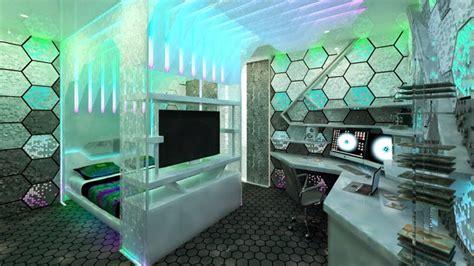 high tech bedroom rooms