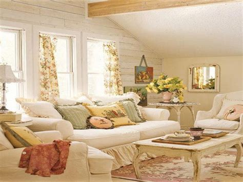 living room best shabby chic living room design cottage living magazine website shabby chic
