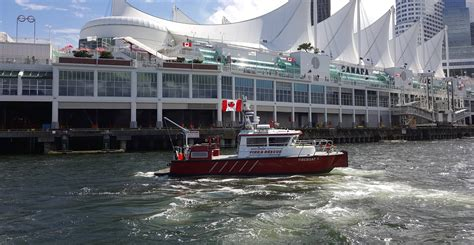 Vancouver Fire Boat 1 by Brand New 1 6 Million Vancouver Fire Boat Damaged By