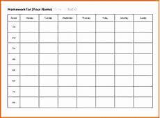 Free Printable Work Schedules Weekly Employee Schedule