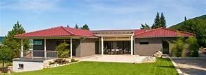 Haus Bungalow Modern : bungalow u form modern 5 raum ihr traumhaus ideen ~ Markanthonyermac.com Haus und Dekorationen