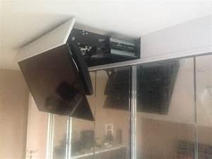 Schlafzimmerschrank Mit Tv : flatlift archive tv lift projekt blog ~ Markanthonyermac.com Haus und Dekorationen