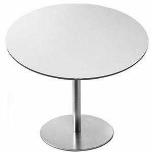 Tisch Rund Weiß : brio tisch rund von la palma bei ~ Markanthonyermac.com Haus und Dekorationen