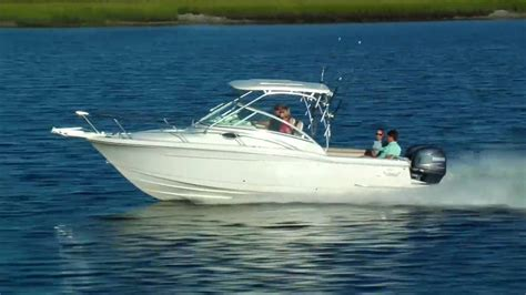 Videos Scout Boats by Scout Boats 245 Abaco Series Youtube