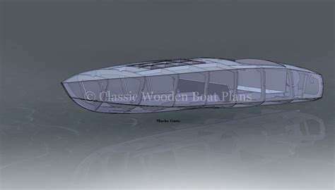 Sailboat In Spanish Translation by Classic Wooden Boat Plans 187 Mucho Gusto