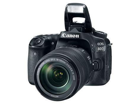 Canon EOS 80D Announced