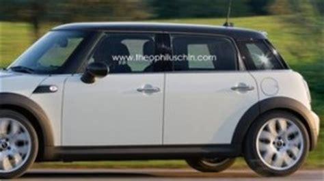 mini cooper cinq portes auto s 233 lection le condens 233 d actu automobile qu il vous faut
