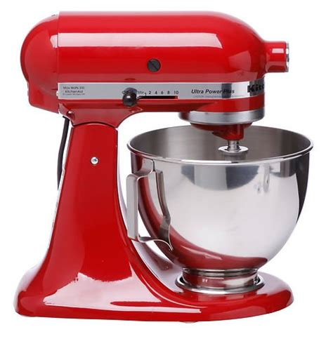 Difference Between 45 and 5 Quart KitchenAid Mixer