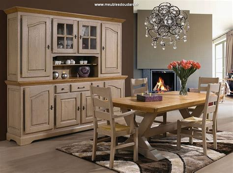 table salle a manger rustique conceptions de maison blanzza