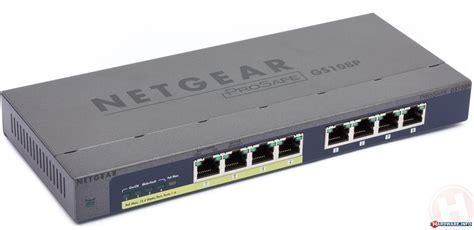 netgear 8 port 10 100 1000 gigabit switch with 4 port poe gs108p photos