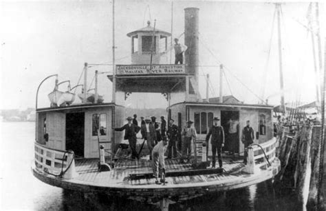 Ferry Boat Jacksonville by Florida Memory Jacksonville St Augustine And Halifax