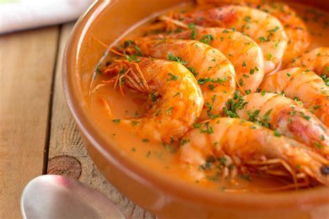 crevettes sauce 224 l ail une cuisine culinaire recettes de cuisine