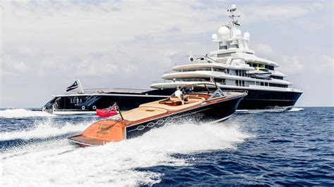 Luna Boat by Landing Luna The Story Of The 115m Explorer Yacht S 50m