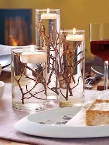Einfache Herbstdeko Tisch : die besten 17 ideen zu tischdeko geburtstag auf pinterest tischdekoration silvesterdeko und ~ Markanthonyermac.com Haus und Dekorationen