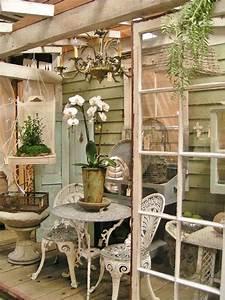 Gartenhaus Shabby Chic : blossoms vintage chic loving country roads shop ideas pinterest garten shabby chic ~ Markanthonyermac.com Haus und Dekorationen