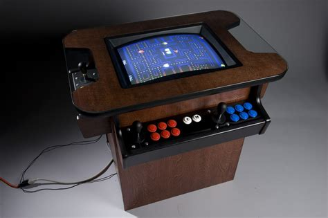 how to build a kick mame arcade cabinet from an pc pc gamer