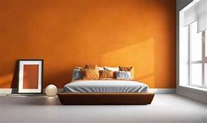 Feng Shui Wandfarben : tapeten mehr 12 ideen zur wandgestaltung im schlafzimmer ~ Markanthonyermac.com Haus und Dekorationen