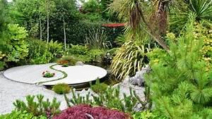 Gartengestaltung Feng Shui : harmonie in heimischen garten mit feng shui bringen ~ Markanthonyermac.com Haus und Dekorationen