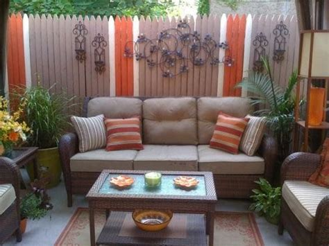 small back porch decorating small inner city patio patios deck designs decorating ideas