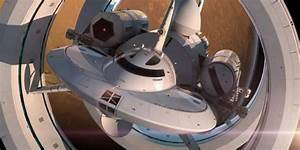 NASA unveils its futuristic warp drive starship - called ...