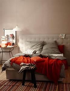 Welche Wandfarbe Schlafzimmer : farbe grau gr n braun wohnen und einrichten mit naturfarben living at home ~ Markanthonyermac.com Haus und Dekorationen
