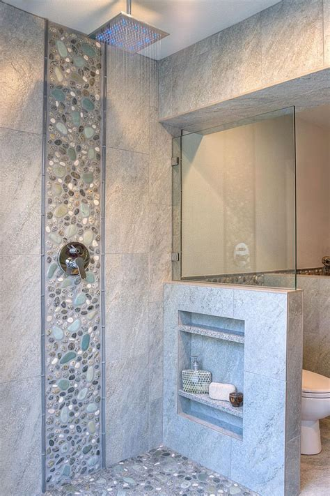 25 best ideas about vertical shower tile on large tile shower bathroom tile