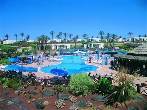 Bungalow Club Playa Blanca