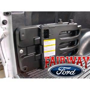 Bed Extender F150 by 2009 Thru 2014 Ford F 150 F150 Oem Black Stowable Bed