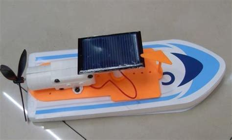 Solar Powered Toy Boat by Solar Toy Boats Solar Powered Toy Solar Boat Toy Solar