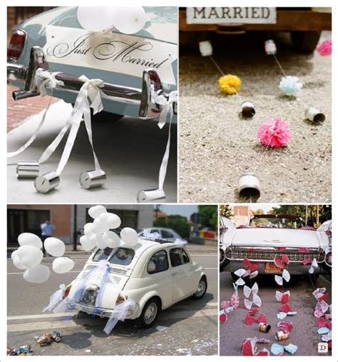d 233 cor de voiture on mariage wedding cars and wedding car decorations
