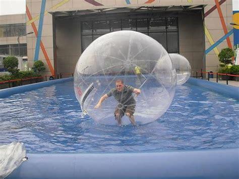 location waterball boule aquatique pour piscine lac etang