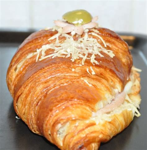 croissants jambon fromage les recettes de la cuisine de asmaa
