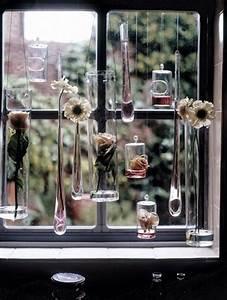 Hängende Deko Fürs Fenster : pin von petra groskorth auf fensterdeko pinterest zuhause deko und fenster ~ Markanthonyermac.com Haus und Dekorationen