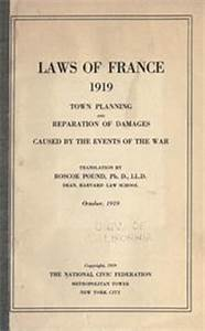 Laws of France, 1919 (1919 edition) | Open Library