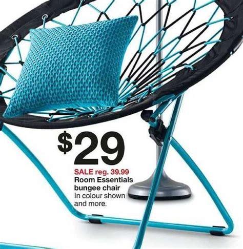 target room essentials bungee chair 29 00