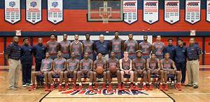 Roster -- Men's Basketball
