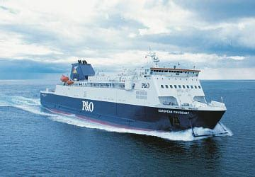 Boat Prices From Belfast To England by P O Irish Sea European Causeway Ferry Review And Ship Guide