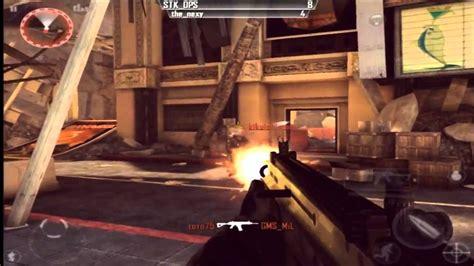 modern combat 4 ios multiplayer gameplay