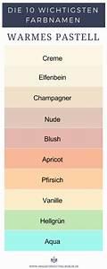Was Sind Pastellfarben : warme pastellfarben sind creme elfenbein champagner nude blush apricot pfirsich vanille ~ Markanthonyermac.com Haus und Dekorationen