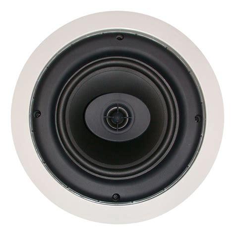 sonance contractor series cr101 in ceiling speakers pair