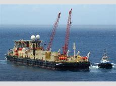 CASTORO 10 7503166 PIPE BURYING VESSEL Maritime