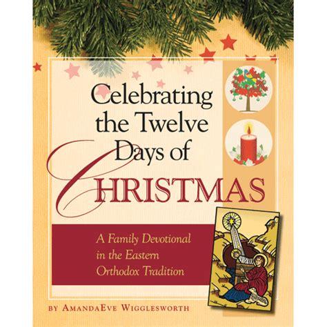 Cb12days  Orthodox Christian Celebrating The Twelve Days Of Christmas  St Joseph School For