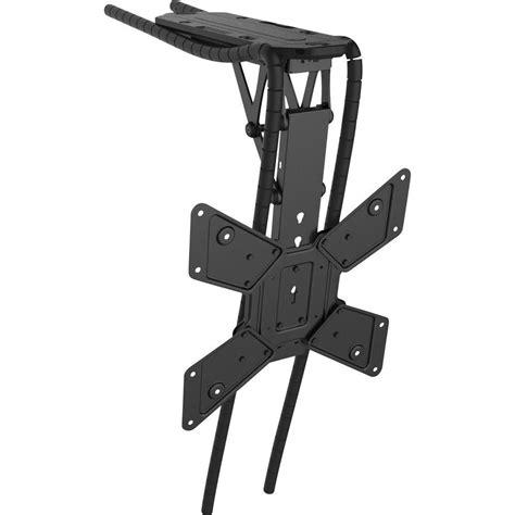 support tv pour plafond 58 4 cm 23 quot 139 7 cm 55 quot inclinable motoris 233 speaka p sur le site