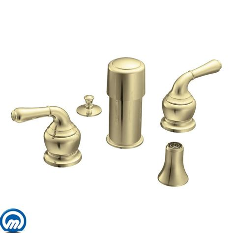 faucet t5270p in polished brass by moen