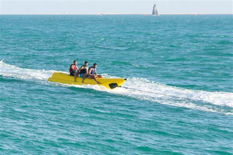 Banana Boat Group by Banana Boat Ride At Umm Suqeim Beach Cleartrip