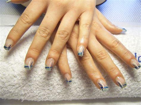 paillett 233 es et d 233 co liner sur ongles naturels de pinkcandynails