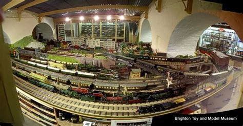 category 1930s model railway layout the brighton and model index
