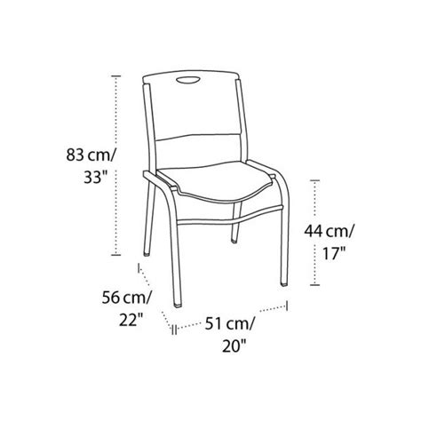 lifetime 14 pack commercial contoured stacking chairs